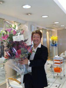 久米川南口美容室FACEDECO久米川店8周年