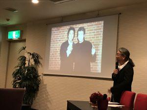 所沢美容室 FACE DECO 代表関口雄二の講演!