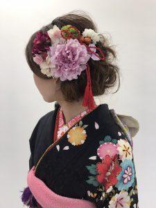 所沢 久米川 浦和 美容室 facedeco 成人式画像004