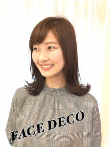 FACE DECO美容室 所沢