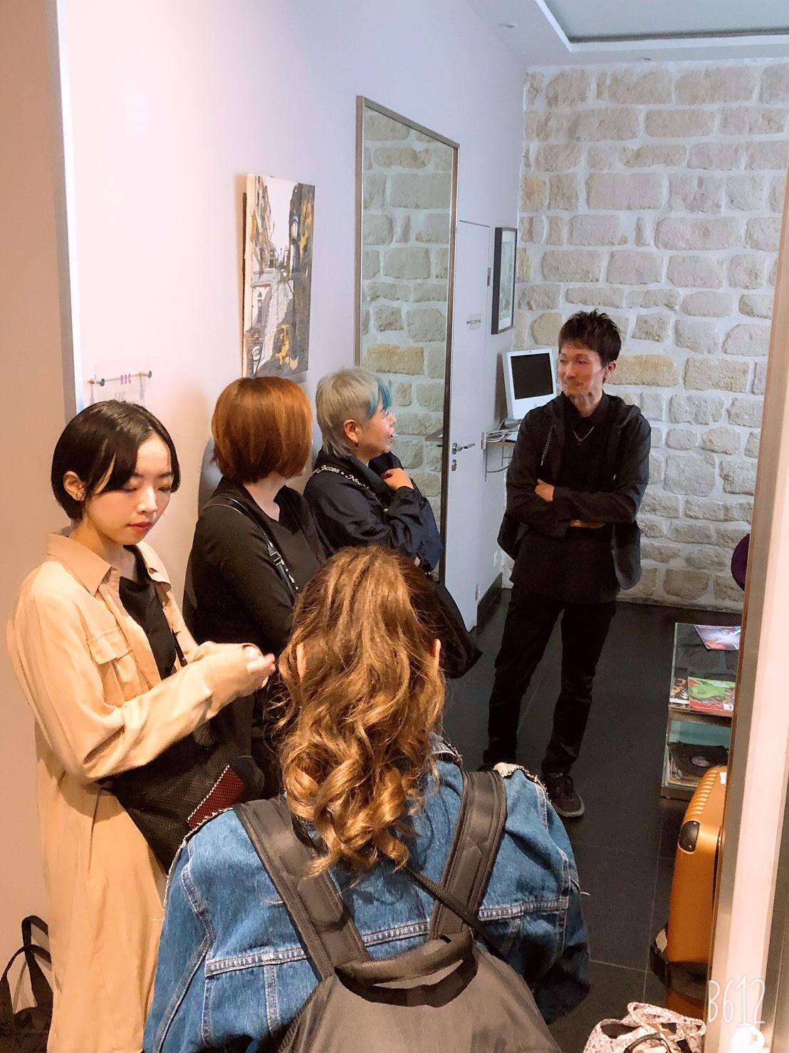 所沢駅西口の美容室FACEDECO