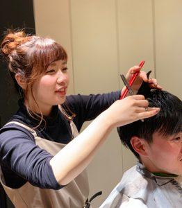 所沢西口理容室HAIR SEKIGUCHI