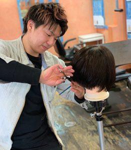 所沢東口美容室FACE FOR HAIR